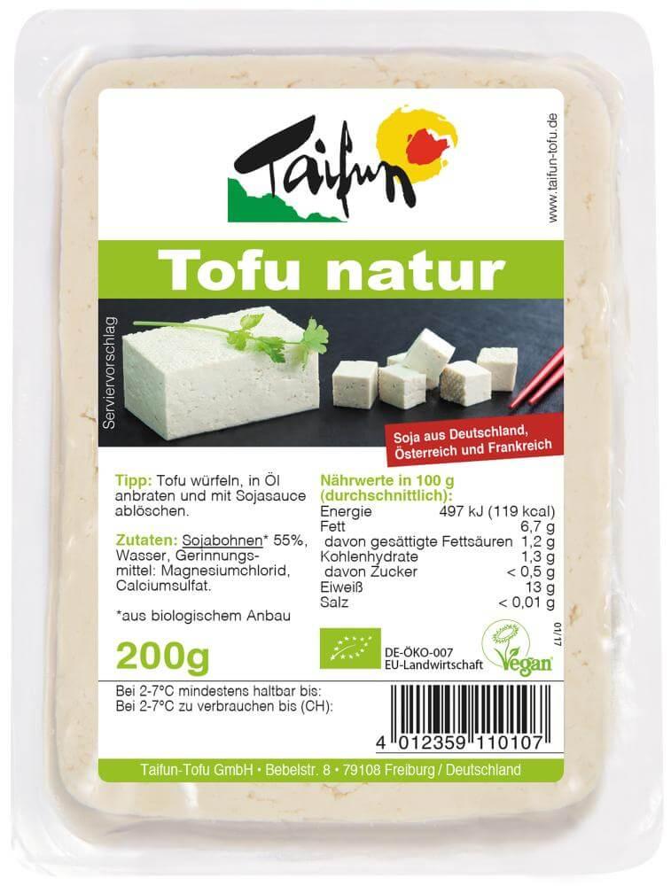Taifun Tofu natur (8x200 g)