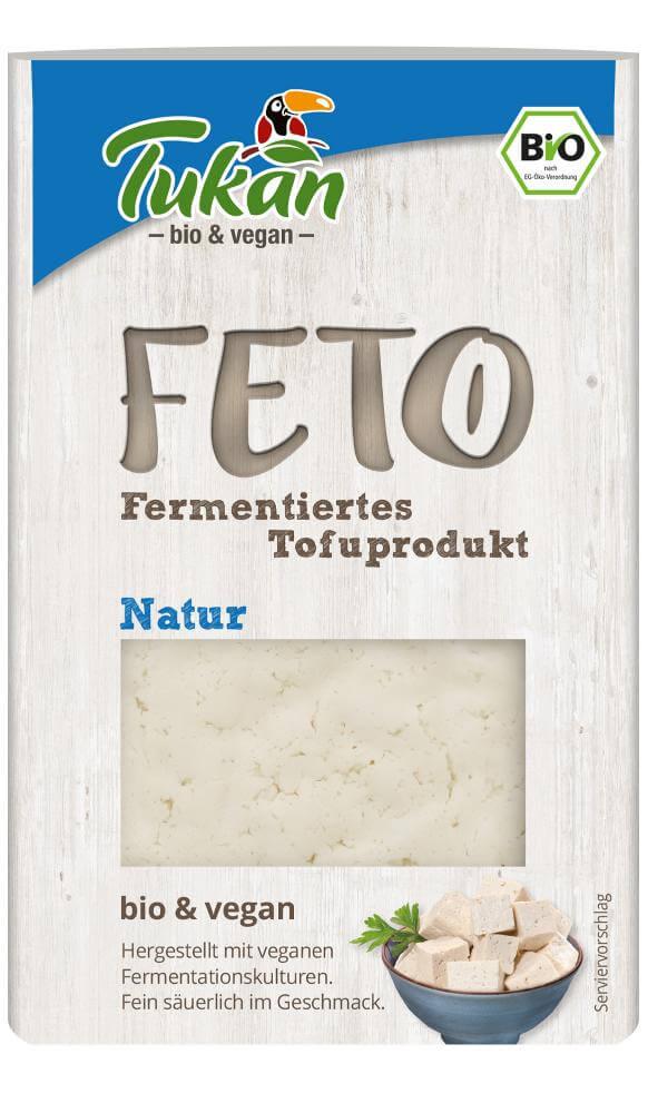 Tukan FETO Natur (5x200 g)